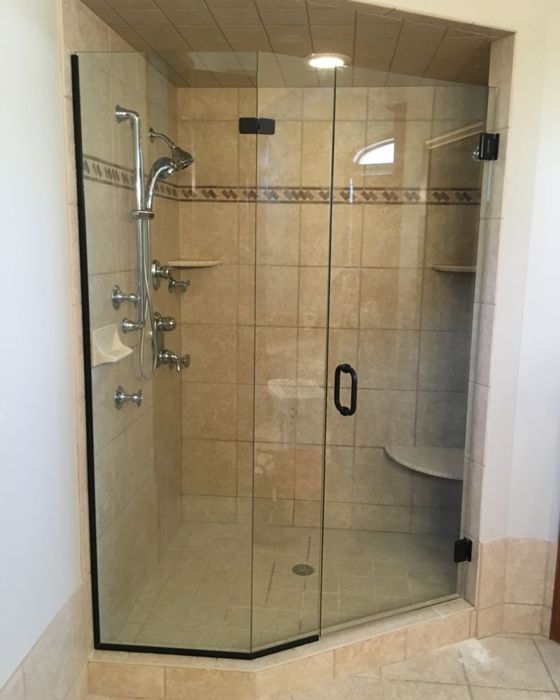 Shower Door Installation Custom Glass Shower Doors